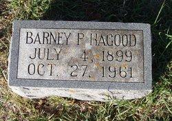 Barney Preston Hagood