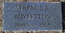 Serenus Kennerly Boyleston