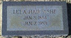 Lula <i>Hair</i> Ashe