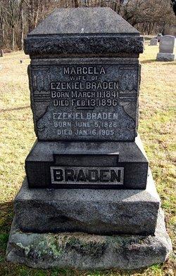 Marcella <i>Webb</i> Braden