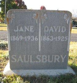 David Saulsbury