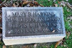Mary <i>Baird</i> Hawkins