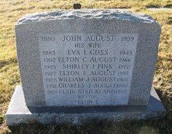 John G August, Jr