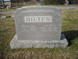 Susie <i>Spence</i> Hilten