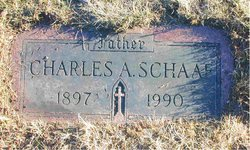 Charles Alfonso Charlie Schaaf