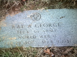 Ray A. George