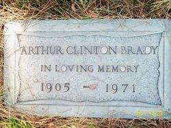 Arthur Clinton Art Brady