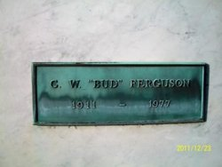 C W Bud Ferguson