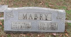 Eva <i>Harlow</i> Mabry