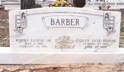 Evelyn Faye <i>Hardin</i> Barber