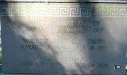 Harriet Arabella <i>Smith</i> Cheney