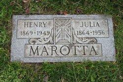 Mrs Maria Marie <i>Marotta</i> Ramsey