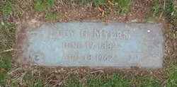 Lucy <i>Gray</i> Myers