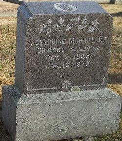 Josephine Maria <i>Whiting</i> Baldwin