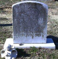 Clyde Reginald Berry