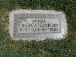 Hilma J Bloomquist