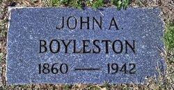 John Austin Boyleston