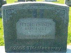 Buford Francis Barnhardt