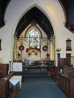 Saint Marys Episcopal Churchyard