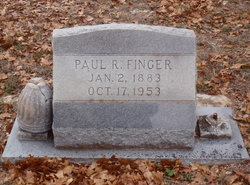 Paul Robert Finger