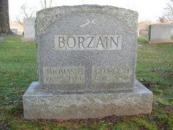 Pvt Thomas B Borzain