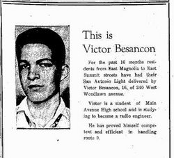 LCDR Victor Currie Besancon