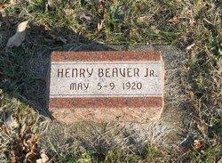 Henry Jr. Beaver