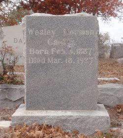 Wesley Norman Cauley