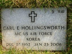 Carl Eugene Hollingsworth