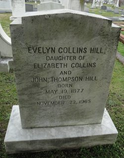 Evelyn Collins Hill