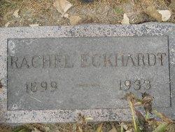 Rachel Ellen <i>McDowell</i> Eckhardt
