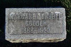 Margaret <i>Gruber</i> Gooden
