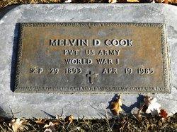 Melvin Darius Cook