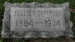 Sarah Sallie <i>Sharp</i> Caperton