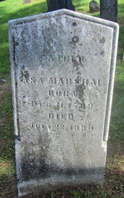 Asa Marshall