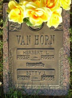 Betty J Van Horn