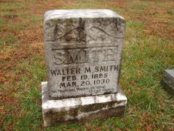 Walter Marion Smith