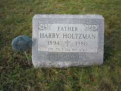 Harry George Holtzman