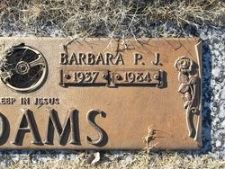 Barbara BJ <i>Kelly</i> Adams