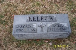 Mary Joseph Josephine <i>Alvey</i> Kelrow