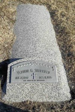 Vernon G Sheffield