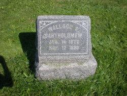 Wallace Edgar Bartholomew