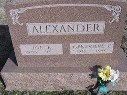 Genevieve <i>Hughes</i> Alexander
