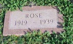 Rosetta Rose <i>Payson</i> Byrd