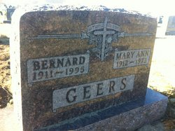 Bernard Joseph Geers