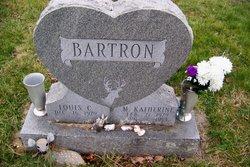 Mary Katherine <i>Fitzgerald</i> Bartron