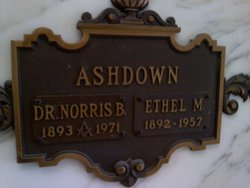 Ethel May <i>Warner</i> Ashdown
