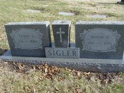 Cecilia I. Sigler