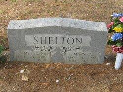 Mary Ann <i>Davis</i> Shelton