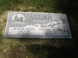 Blanche <i>Heugly</i> Allen